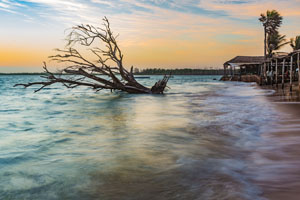 praia do macapa