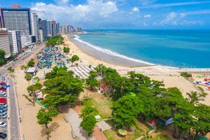 Praia do Meireles - Fortaleza