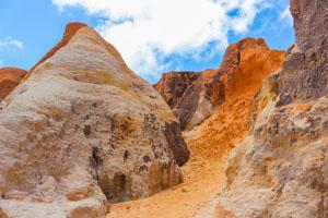 Labirinto Areia Colorida - Beberibe