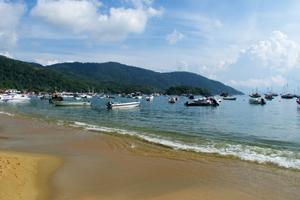 praia de abraao