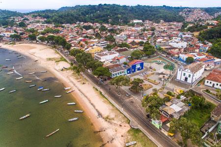 Roteiro Costa do Cacau - Itacaré - 6 dias e  5 noites