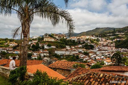 Roteiro Arte e Historia - Inhotim e Ouro Preto - 5 dias e 4 noites