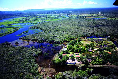 Roteiro Pantanal - Rio Mutum - 4 Noites