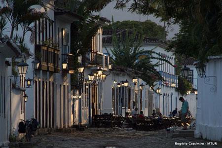 Roteiro Costa Verde - Paraty  - 4 dias / 3 noites