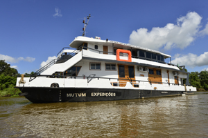 Hotel Mutum Boat Expeditions