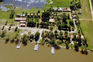 Hotel Pantanal Norte Porto Jofre