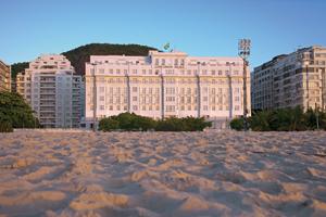 Hotel Copacabana Palace A Belmond Hotel