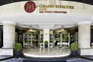 Hotel Grand Mercure Sao Paulo Ibirapuera